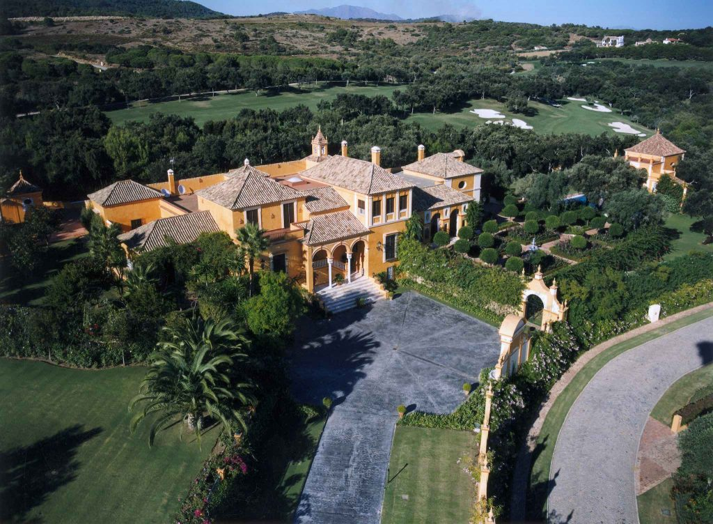 la manzana sotogrande ultra-high end mansion villa for sale spain