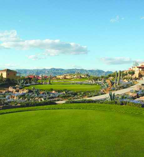Golf Course View, Desert Springs, Almeria