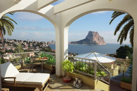 Taylor Woodrow development in Montesol, Calpe, Costa Blanca