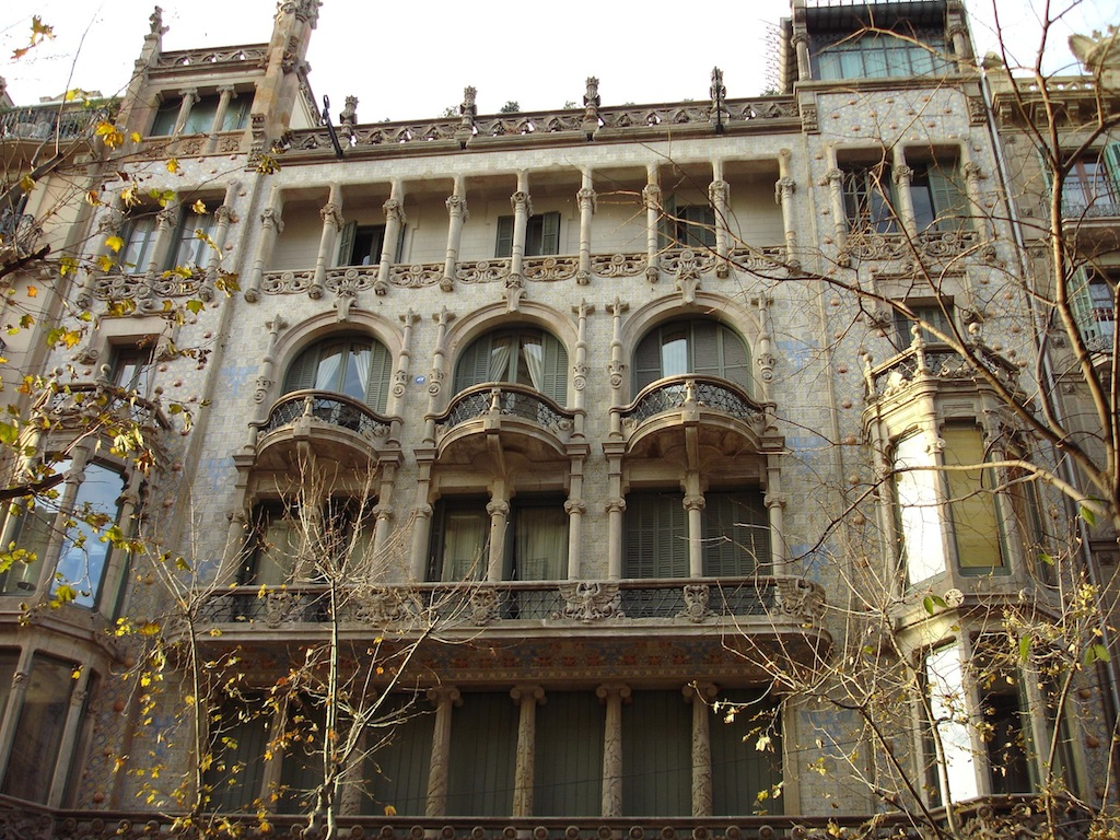 Prime property in Barcelona