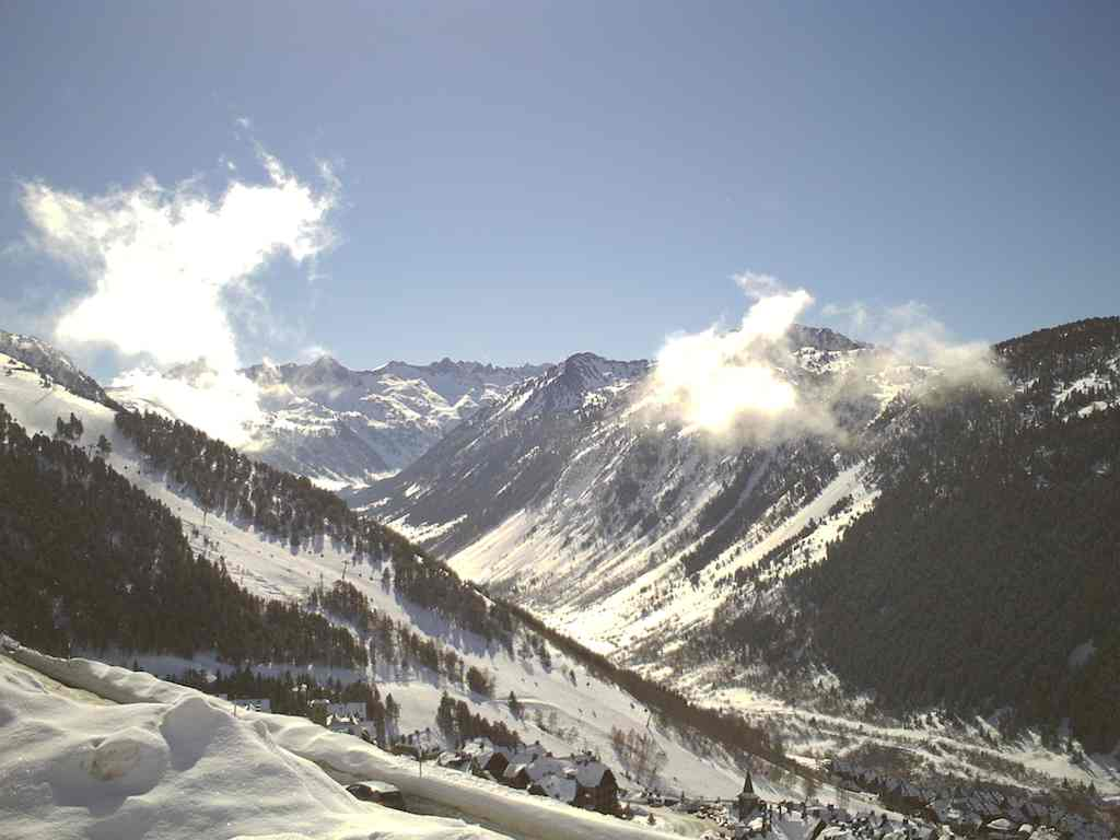 Baqueira, in the Val d'Aran