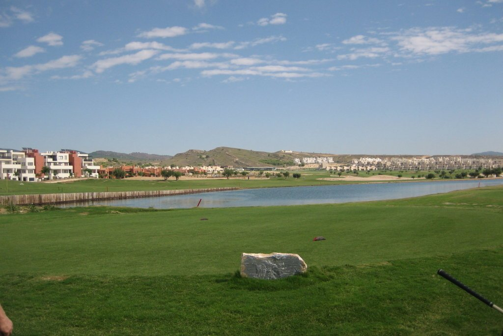 Corvera Golf Resort murcia property