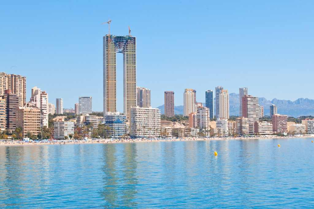 benidorm property for sale