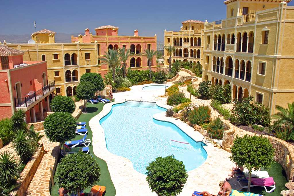Desert Springs Almeria apartments for sale