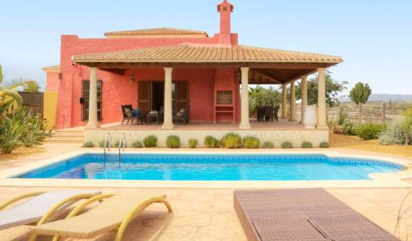 Desert Springs Almeria villa for sale