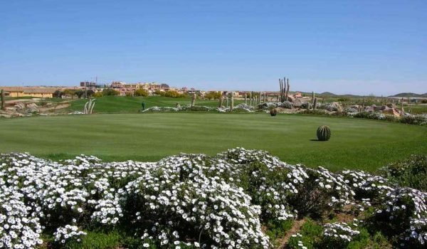 Desert Springs Golf Resort in Almeria