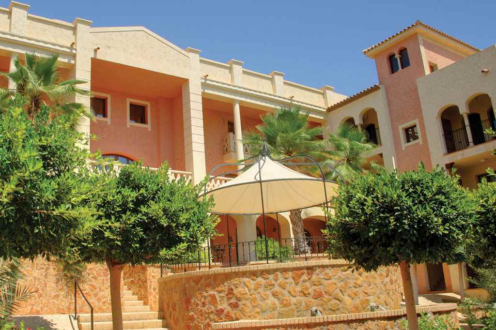 Two-bedroom, two-bathroom Apartment at Villaricos Village – Was €350,000 – Now €135,000