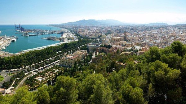malaga city property rental market