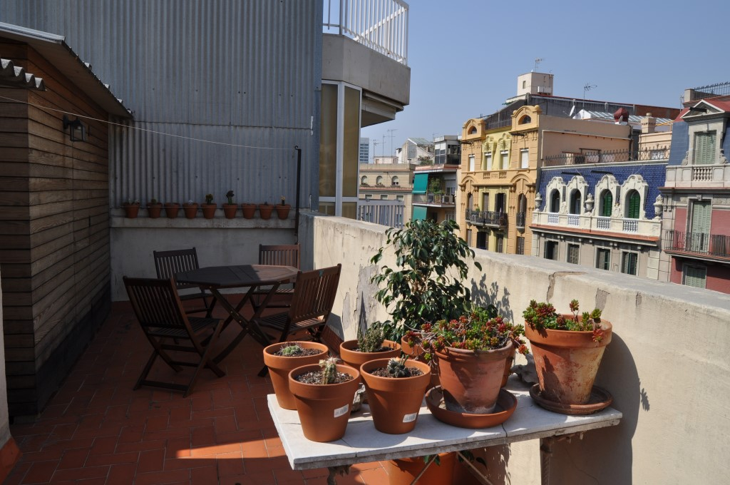 Barcelona_Holiday Home_Terrace (1024 x 680)