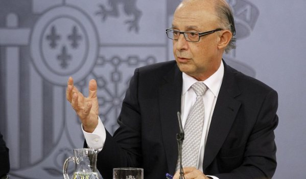 Cristóbal Montoro, Spanish Minister of Finance and Public Administration