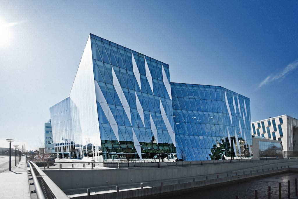 Saxo Bank HQ in Copenhagen