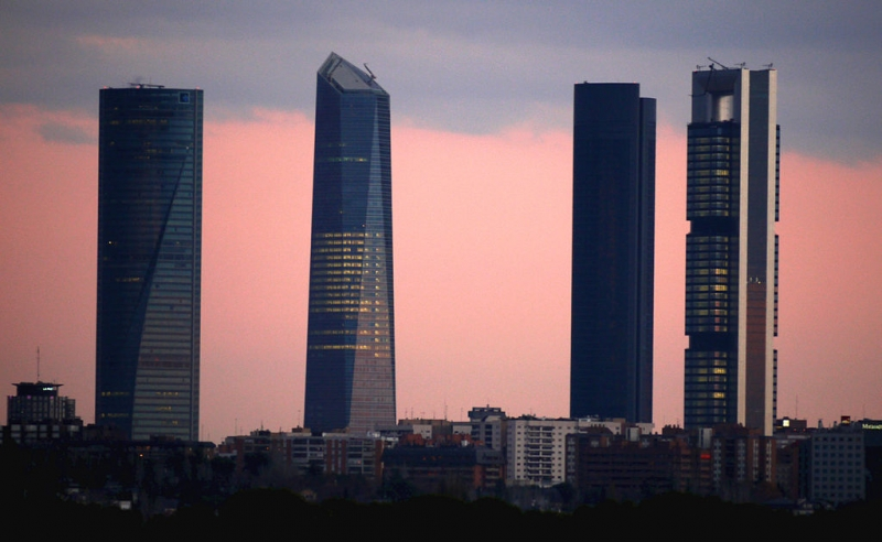 madrid property market