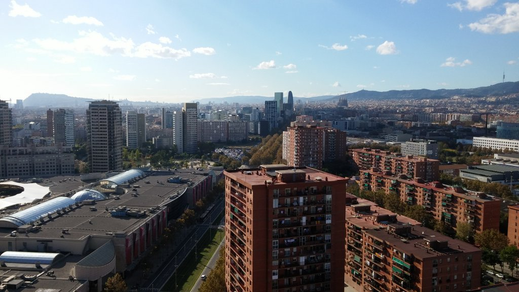 Barcelona, house price adjustment over