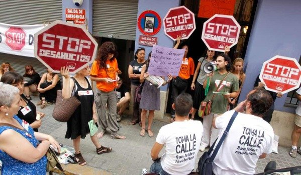 spanish rental default eviction moratorium