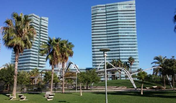 Illa del Mar, Diagonal Mar Barcelona property for sale