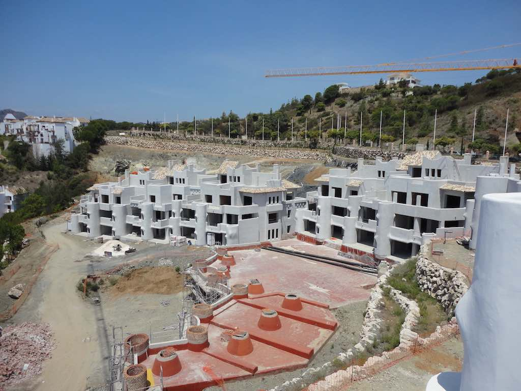 New development on the Costa del Sol