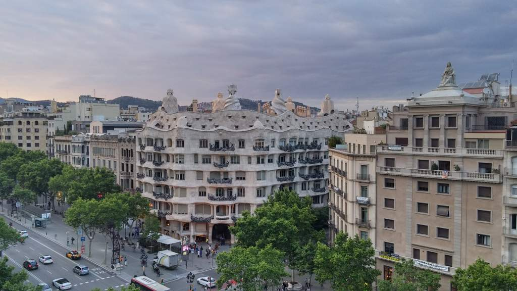 Barcelona, where student accommodation prices are the second highest in Spain after Madrid