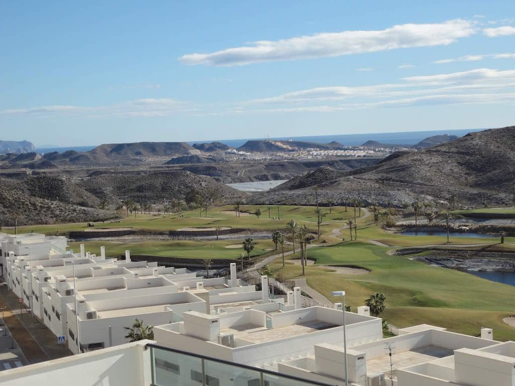 Glut of new homes on the Costa de Almeria