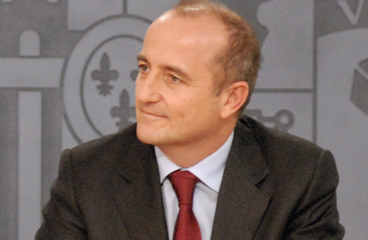 Miguel Sebastián, former member of the Spanish cabinet serving as Minister of Industry, Trade and Tourism under Zapatero