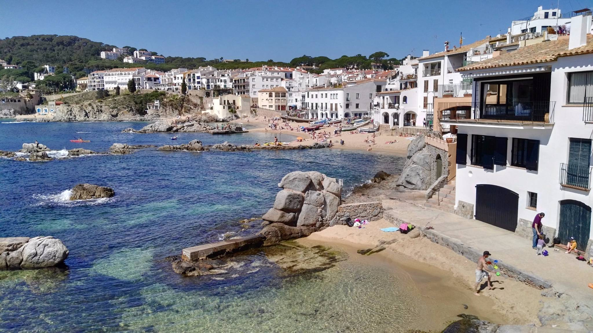 buy home in Calella de Palafrugell, Costa Brava (Catalonia)