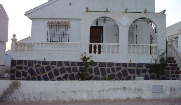 Typical house at Camposol, Mazarrón, Murcia