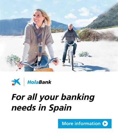 HolaBank banking services