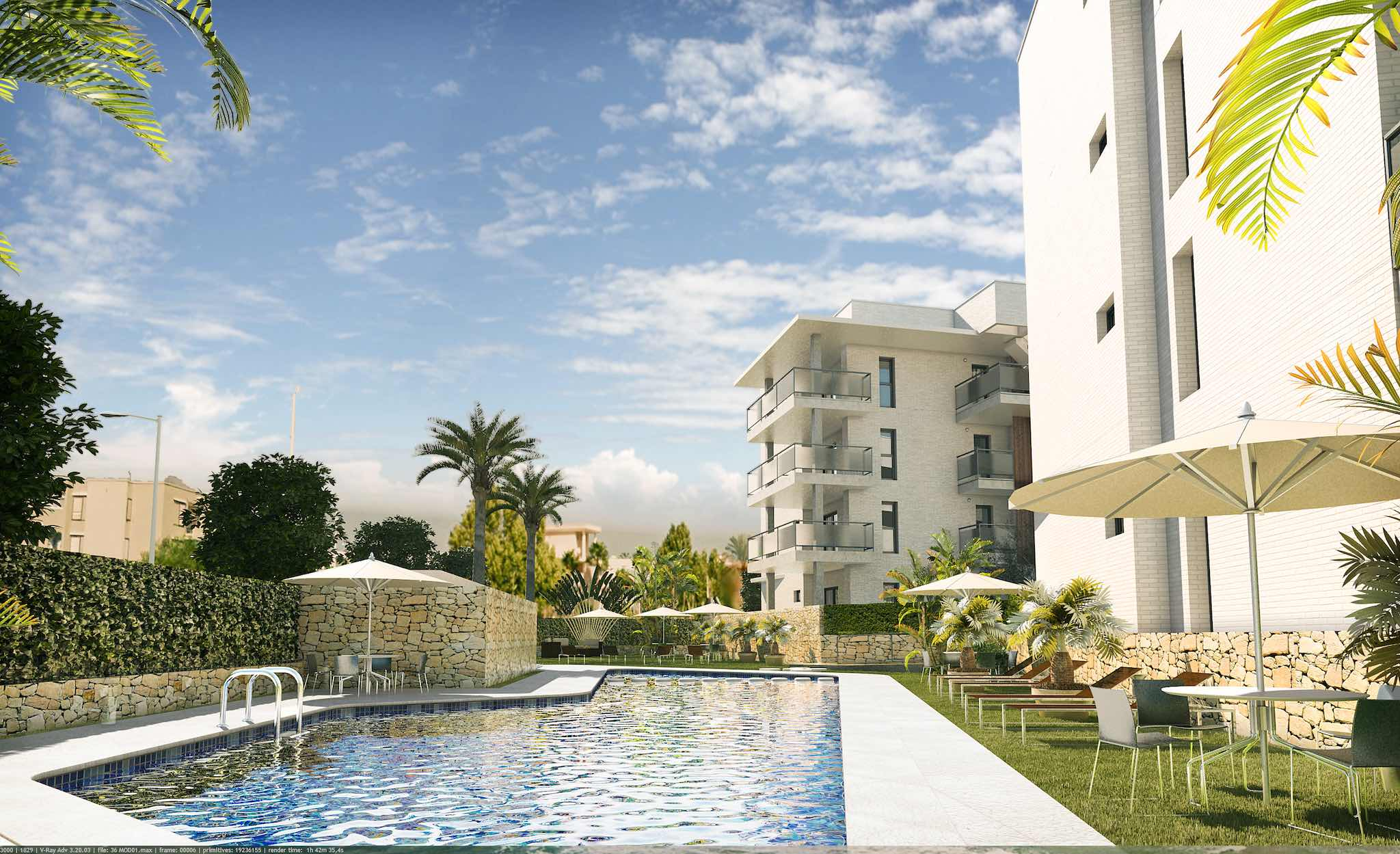 Taylor Wimpey España's new development for sale in Javea, Arenal Beach