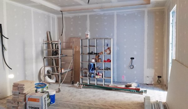 barcelona property renovation insulation