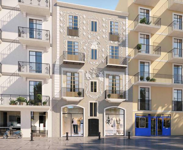 Norvet Escudellers 44 apartments for sale in Barcelona old town