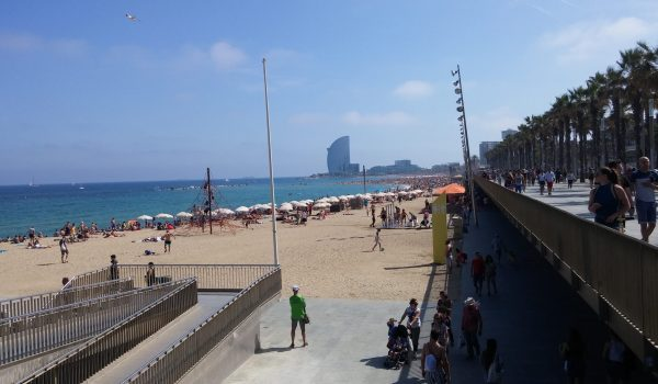 Barcelona beach property for sale near Poble Nou Sant Marti and 22@