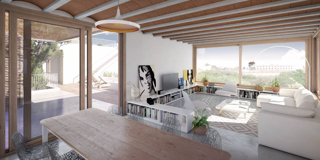 New developments like 5eh Colonia Sant Jordi in Mallorca are still on 10% of the Spanish housing market. Click for more information.