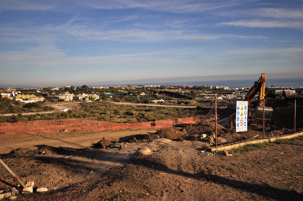 new homes for sale in Estepona costa del sol