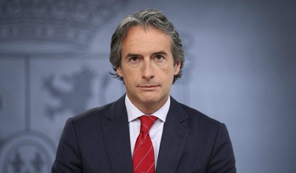 Iñigo de la Serna, Spanish Minister of Public Works, including the Housing Department.