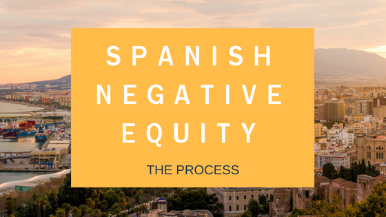 SPANISH NEGATIVE EQUITY SOLUTION - THE PROCESS