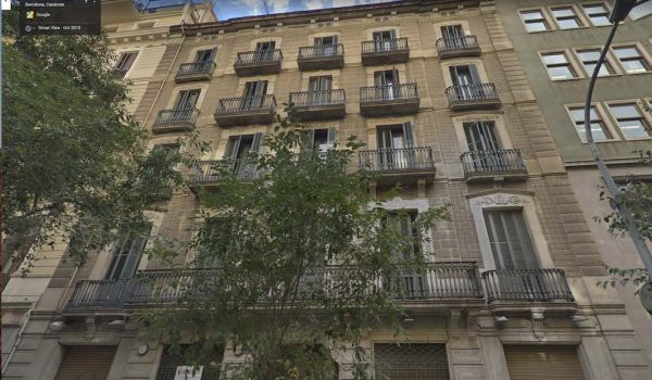 Barcelona footballer Gerard Piqué's latest real estate investment. Prime Barcelona address Pau Claris 79.
