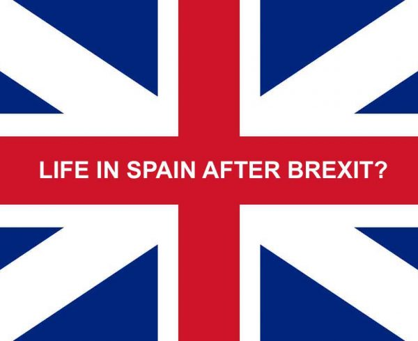 life in Spain after brexit for property owners
