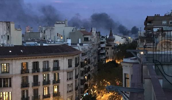 barcelona riots impact on housing market 2019