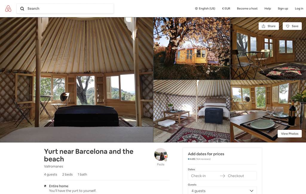 airbnb in catalonia regulations