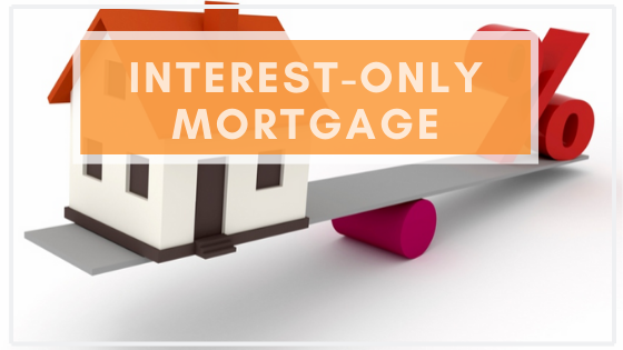 interest only mortgage spain