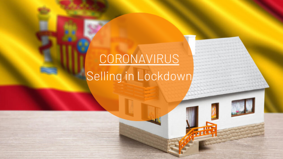 Coronavirus spanish property mortgage payment problems negative equity financial distress can't pay
