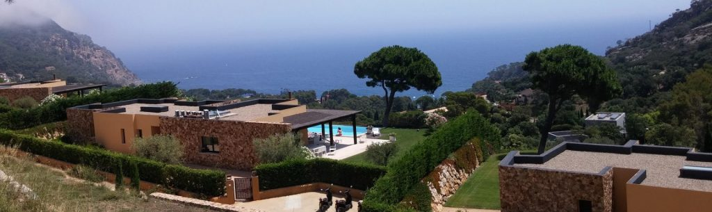 spanish holiday rental marketing villa costa brava